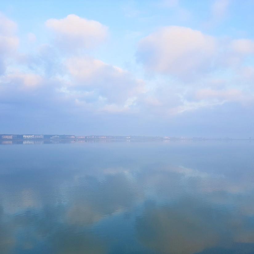 Mirror Lake –Italy
